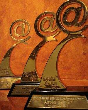 Ganamos la Arroba de Oro por tercer año consecutivo