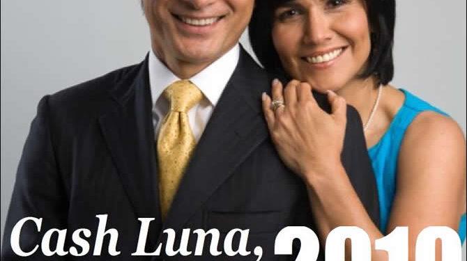 Pastor Cash Luna nombrado personaje del 2010 por el periódico La Voz