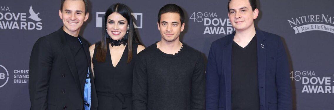 LEAD, presente en los Dove Awards