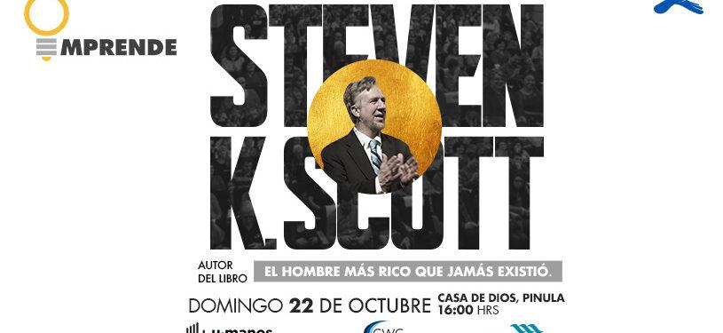 Emprende – Steven K. Scott