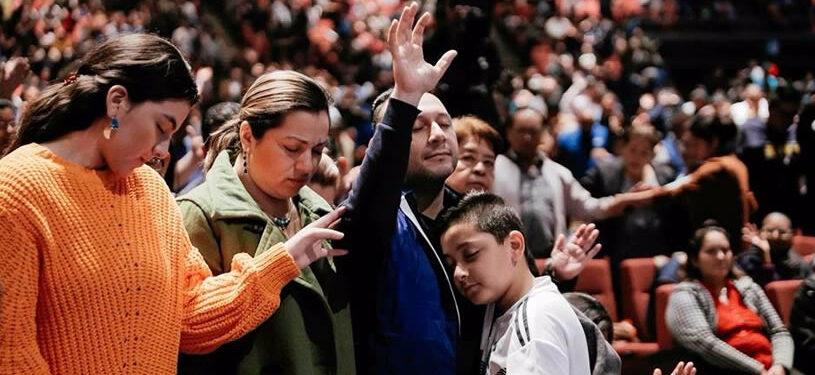 """Casa de Dios realiza movimiento de """"40 días de fe"""""""