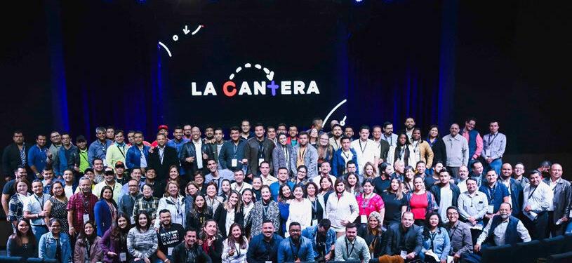 Segunda temporada de La Cantera 2018: capacitación para equipos estratégicos