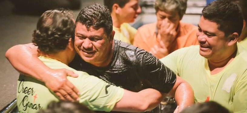 Más de mil personas participaron del Festival de bautizos