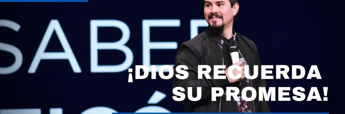 Dios recuerda su promesa [Video]