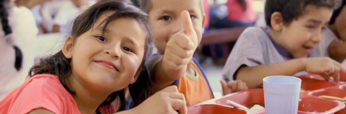 Gracias a tu aporte al Banco de alimentos, ayudamos al sustento de miles de personas
