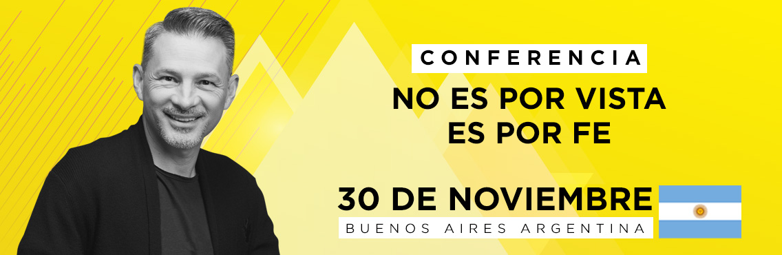 Conferencia No es por vista, es por fe