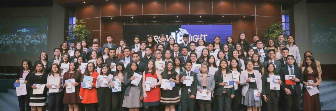 Promnight, una noche especial para jóvenes recién graduados