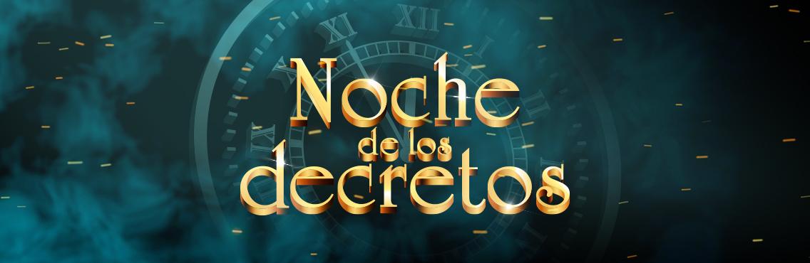 Noche de los decretos