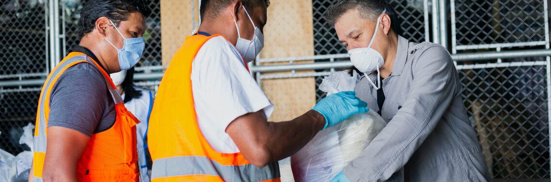 Casa de Dios ayuda a comunidades vulnerables ante la crisis del coronavirus