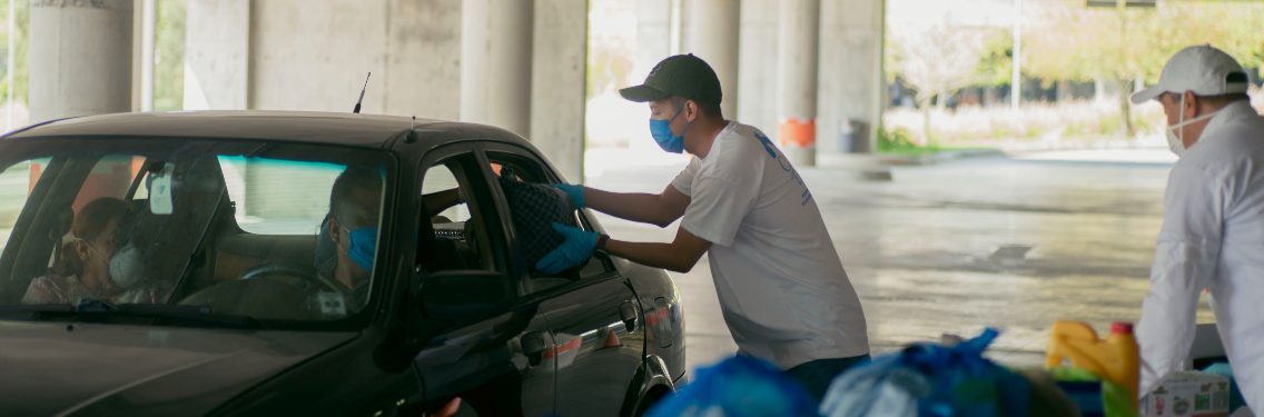 """Guatemaltecos se suman a la iniciativa """"Guate ayuda a Guate"""""""