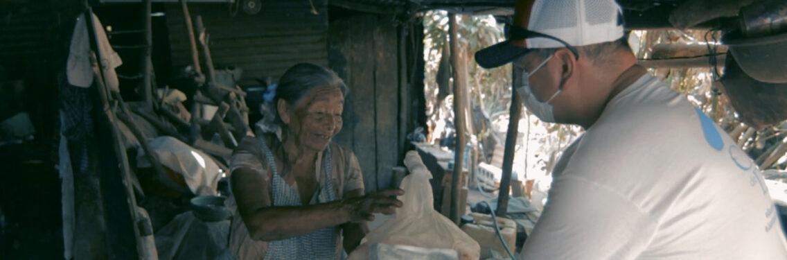 Casa de Dios apoya a comunidades vulnerables ante coronavirus