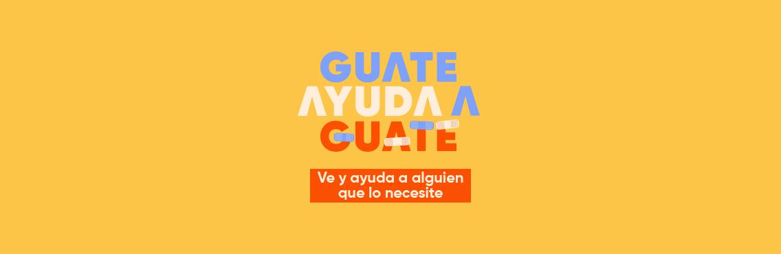 Guate ayuda a Guate