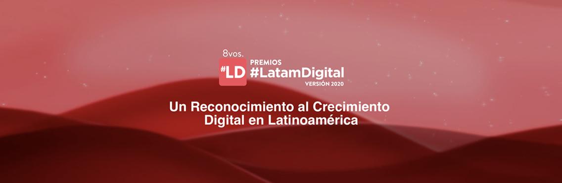 Casa de Dios nominada en los premios #LatamDigital by Interlat