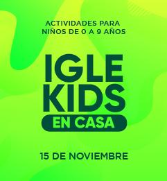 Tiempo en familia experiencia Iglekids - 15 de Noviembre