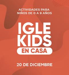 Tiempo en familia experiencia Iglekids - 20 de Diciembre