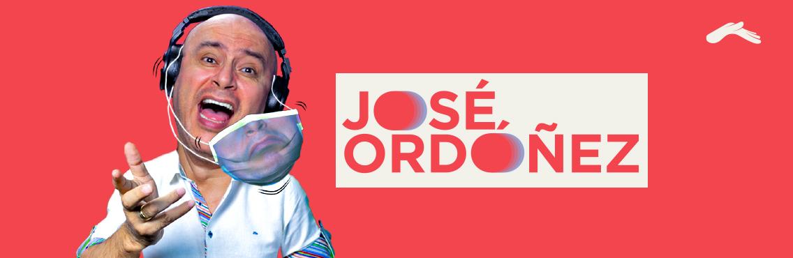 José Ordóñez en casa