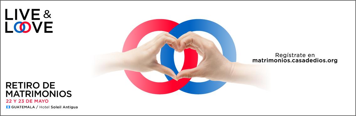 Retiro de matrimonios - Live & Love