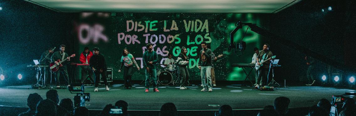 """""""Muestra Tu gloria"""", el nuevo disco de LEAD"""