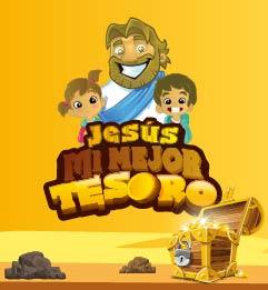 Material mayo, Jesús el mejor tesoro