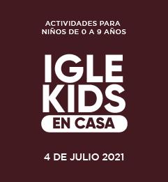 Tiempo en familia experiencia Iglekids - Julio 4