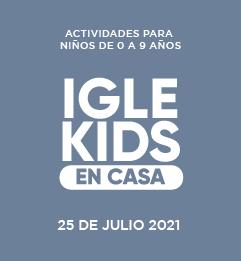 Tiempo en familia experiencia Iglekids - Julio 25