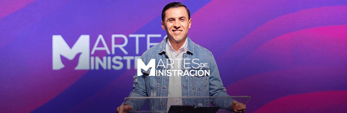 Conéctate a Martes de Ministración