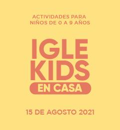 Tiempo en familia experiencia Iglekids - Agosto 15