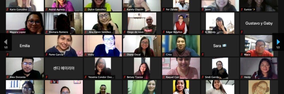 LEAD realiza bonding camp virtual